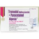 tramadol paracetamol algesia