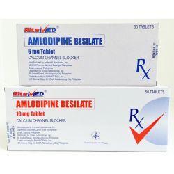 Ritemed amlodipine besylate price