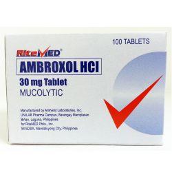 Ambroxol Ritemed Tablet